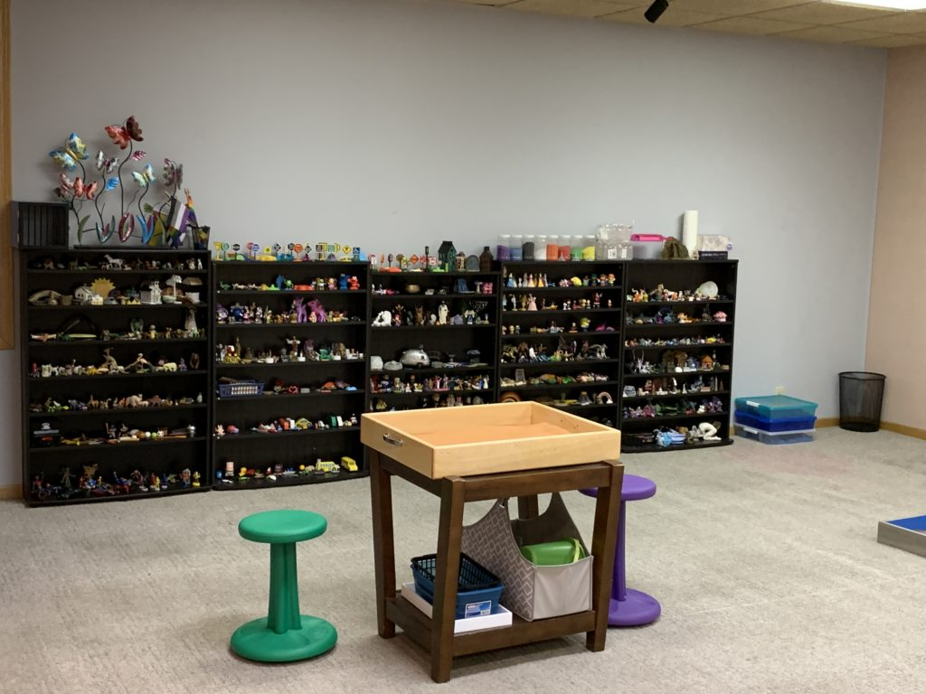 Butterfly Beginnings Counseling play therapy in Davenport Iowa