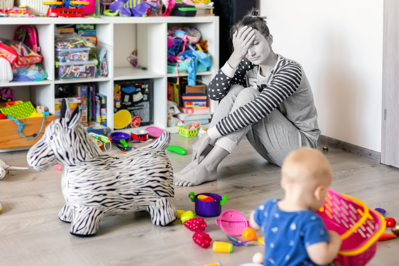 Kim Feeney Helps Parents Cope with Burnout at Butterfly Beginnings Play Therapy in Davenport, Iowa